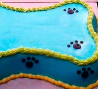 Dog Birthday Cakes in New York